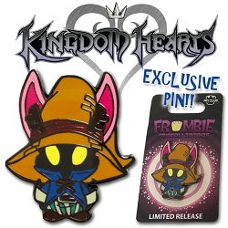 Kingdom Hearts & Final Fantasy Vivi Frombie Pin (Our NYCC 2018 Exclusive!)