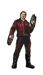 Avengers Infinity War - Star-Lord FiGPiN #140