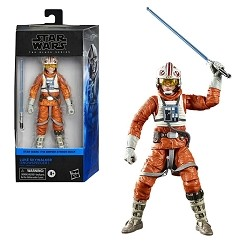 Star Wars The Black Series: The Empire Strikes Back - Luke Skywalker (Snow Speeder)