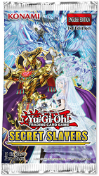 Yu-Gi-Oh Secret Slayers TCG - Booster Pack