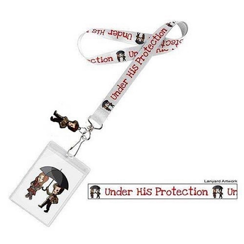 Doctor Who: Under His Protection Lanyard