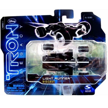 Disney: Tron Legacy - Series 2 Light Runner Die Cast