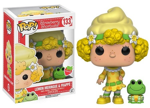 POP! Animation: Strawberry Shortcake - Lemon Meringue & Frappe Vinyl Figure #133