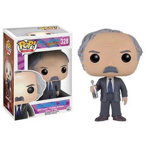 POP! Movies: Willy Wonka - Grandpa Joe Vinyl Figure #328