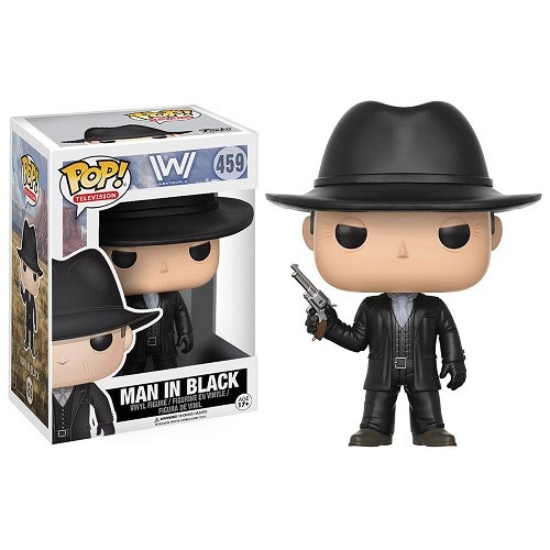 POP! Television: Westworld - Man in Black Vinyl Figure #459