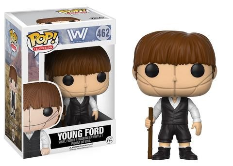 POP! Television: Westworld - Young Ford Vinyl Figure #462