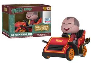 Dorbz Ridez Disney: Mr. Toad's Wild Ride Vinyl Figure #37 (NYCC 2017 Exclusive)