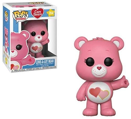 POP! Animation: Care Bears - Love-A-Lot Bear Vinyl Figure #354