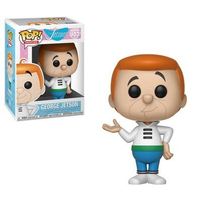 POP! Animation: The Jetsons - George Jetson Vinyl Figure #365