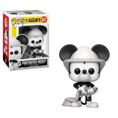 POP! Disney: Mickey's 90th Anniversary - Firefighter Mickey Vinyl Figure #427