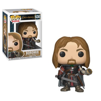 POP! Movies: Lord of the Rings - Boromir Vinyl Figure #630