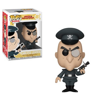 POP! Animation: Rocky & Bullwinkle - Fearless Leader Vinyl Figure #451