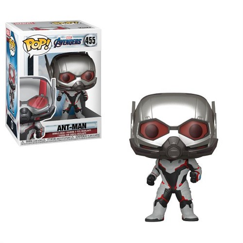 POP! Heroes: Marvel Avengers - Ant-Man Vinyl Figure #455