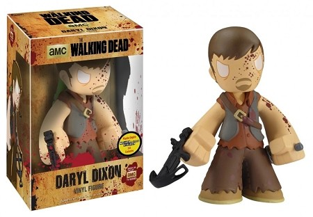 "Funko The Walking Dead: Daryl Dixon Blood Splatter 7"" Vinyl Figure (Walker Stalker 2013 Exclusive)"
