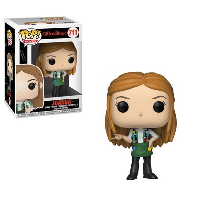 POP! Movies: Office Space - Joanna Vinyl Figure #711