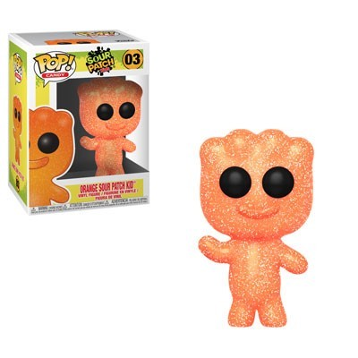 [PRE-SALE] POP! Candy: Sour Patch Kids - Orange Sour Patch Kid Vinyl Figure #3 [Ships in February]