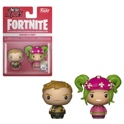 [PRE-SALE] Funko PSH: Fortnite - Ranger & Zoey Vinyl Figure 2-Pack [Ships in December]