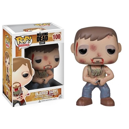 POP! Television: The Walking Dead - Injured Daryl Vinyl Figure #100