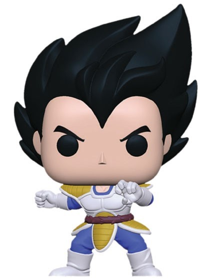 POP! Animation: Dragonball Z - Vegeta Vinyl Figure #614
