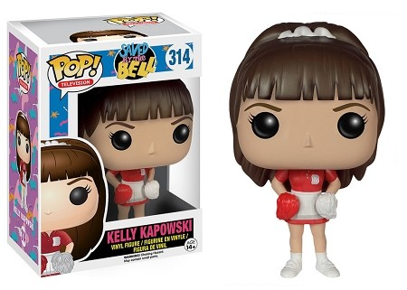 POP! Television: Saved By The Bell - Kelly Kapowski Vinyl Figure #314