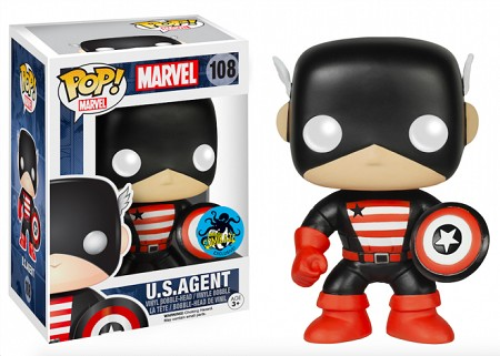 POP! Marvel: U.S. Agent Vinyl Bobblehead Figure #108 (Comikaze 2015 Exclusive)