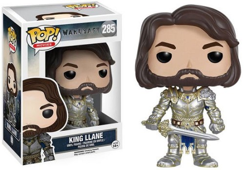 POP! Movies: Warcraft - King Llane Vinyl Figure #285