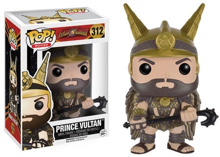 POP! Movies: Flash Gordon - Prince Vultan Vinyl Figure #312