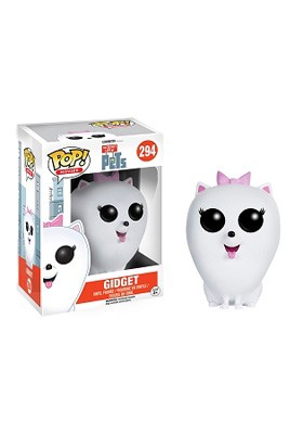 POP! Movies: The Secret Life of Pets - Gidget Vinyl Figure #294