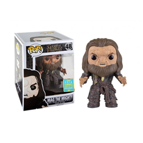 "POP! Television: Game of Thrones - Mag the Mighty 6"" Vinyl Figure #48 (SDCC 2016 Exclusive)*"
