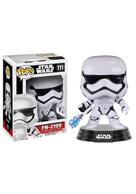 POP! Star Wars: The Force Awakens - FN-2199 Vinyl Bobblehead Figure #111