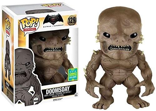 Pop Dc Comics Batman V Superman Doomsday 6 Vinyl Figure 129
