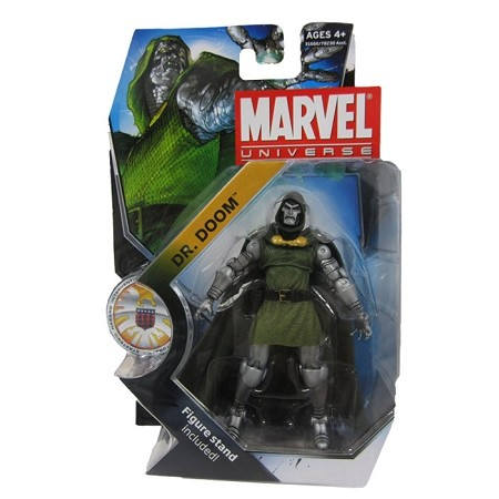 "Marvel Universe: Series 3 - Dr. Doom 3.75"" Action Figure #15"