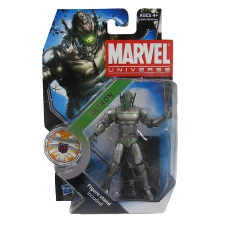 "Marvel Universe: Series 3 - Ultron 3.75"" Action Figure #17"