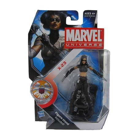 "Marvel Universe: Series 3 - X-23 3.75"" Action Figure #20"