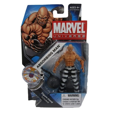 Marvel Universe: Series 3 - Absorbing Man Action Figure #24