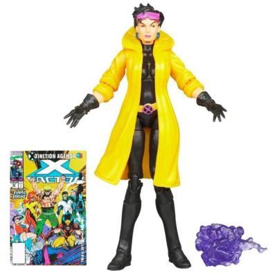 "Marvel Universe: Series 4 - Marvel's Jubilee 3.75"" Action Figure #23"