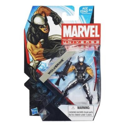 "Marvel Universe: Series 5 - Wolverine 3.75"" Action Figure #11"