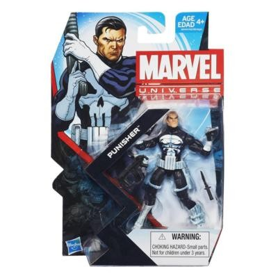 Marvel Universe: Series 5 - Punisher Action Figure #15