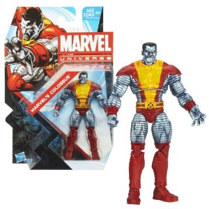 "Marvel Universe: Series 5 - Colossus 3.75"" Action Figure #24"