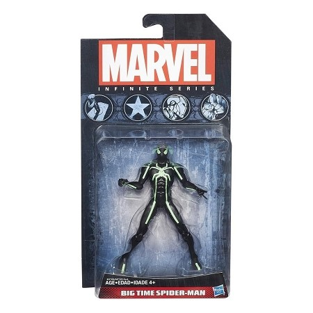 "Marvel Infinite Series: Wave 5 - Big Time Spider-Man 3.75"" Action Figure"
