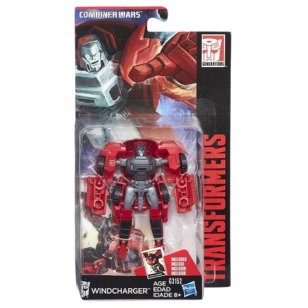 Transformers Generations: Combiner Wars - Legends Class Windcharger Action Figure
