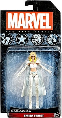 "Marvel Infinite Series: Emma Frost 3.75"" Action Figure"