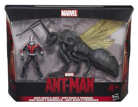 Marvel Infinite Series: Ant-Man and Ant-thony Flying Ant Action Figure