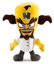 Phunny by Kidrobot: Crash Bandicoot - Neo Cortex Plush Figure