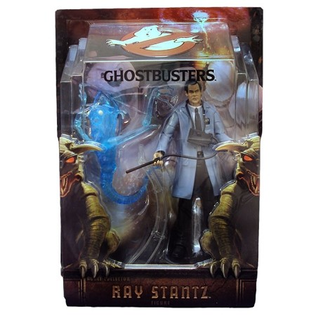 "Mattel Ghostbusters: Ray in Blue Lab Coat 6"" Action Figure"