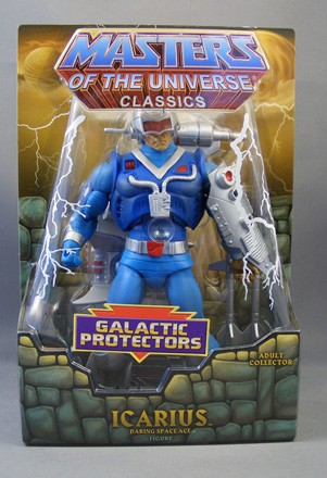 "Mattel Masters of the Universe Classics: Icarius 6"" Action Figure"