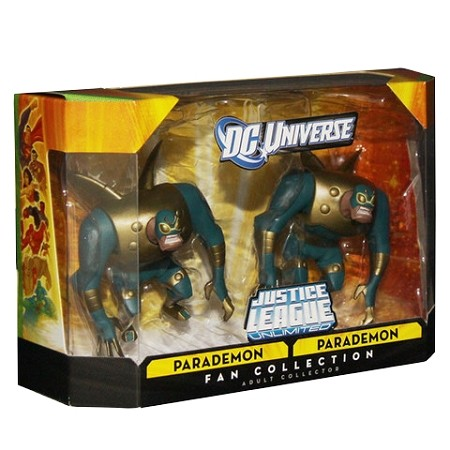 Mattel DC Universe: Justice League Unlimited Parademons Action Figure 2-Pack