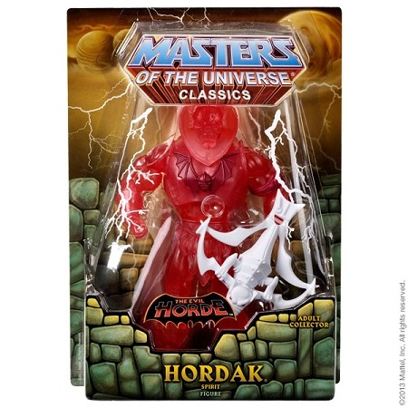 "Mattel Masters of the Universe Classics: Spirit of Hordak 6"" Action Figure"
