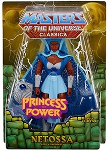 "Mattel Masters of the Universe Classics: Netossa 6"" Action Figure"
