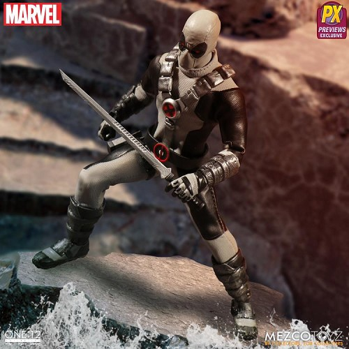 One:12 Collective - Marvel - X-Force Deadpool Collectible Figure (Previews Exclusive)